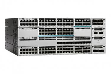 Cisco Catalyst 3850系列交换机支持高级安全功能