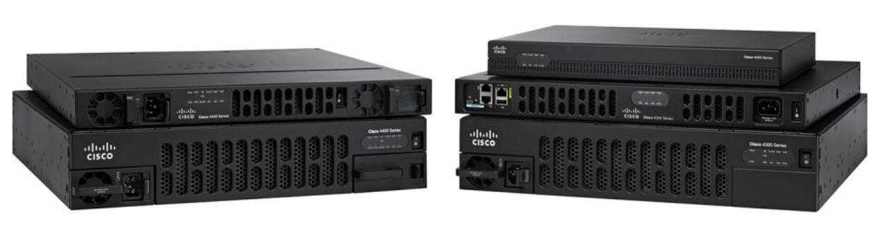 思科(Cisco)ISR4000系列路由器