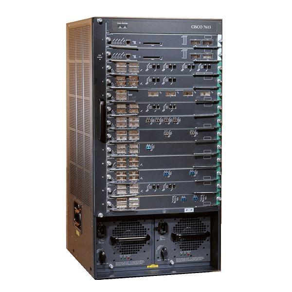 Cisco 7613机箱