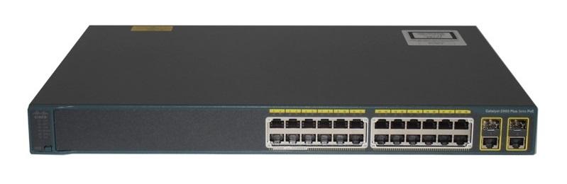 WS-C2960 + 24PC-L
