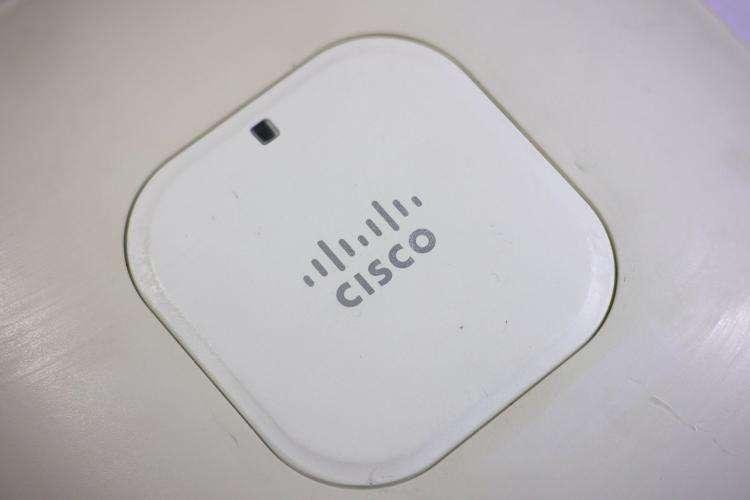 cisco无线ap恢复出厂设置的方法