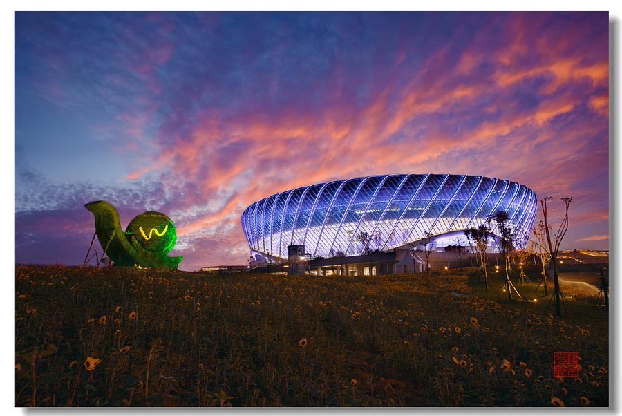 助力军运会: 朗联科技为武汉国际网球中心核心交换机升级助力